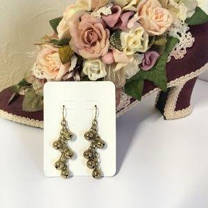 Vintage Bell Dangle Earrings